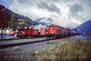 Photo 4460<br /> Canadian National<br /> Boston Bar, British Columbia<br /> September 1988
