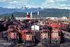 Photo 0832<br /> CP Rail; Cranbrook, British Columbia<br /> May 19, 1986