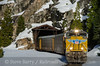 Photo 2632<br /> Union Pacific; Yuba Pass, California<br /> March 11, 2013