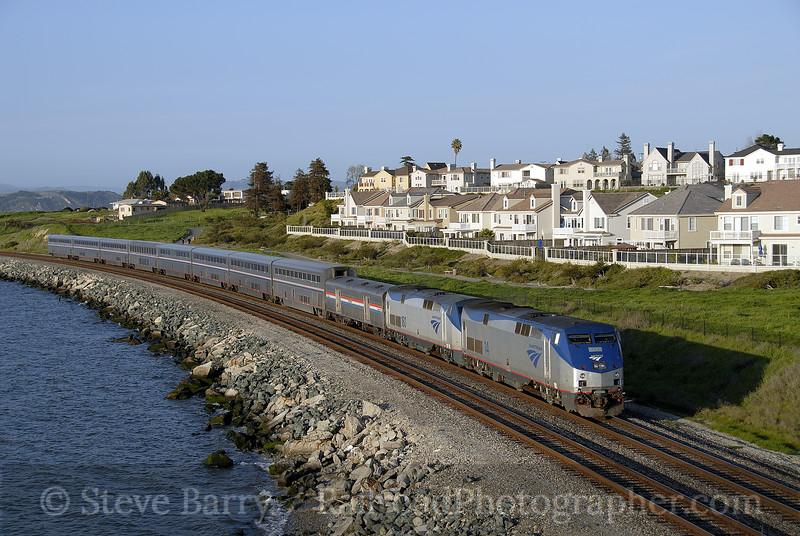 Amtrak; Rodeo CA; 3/11/08