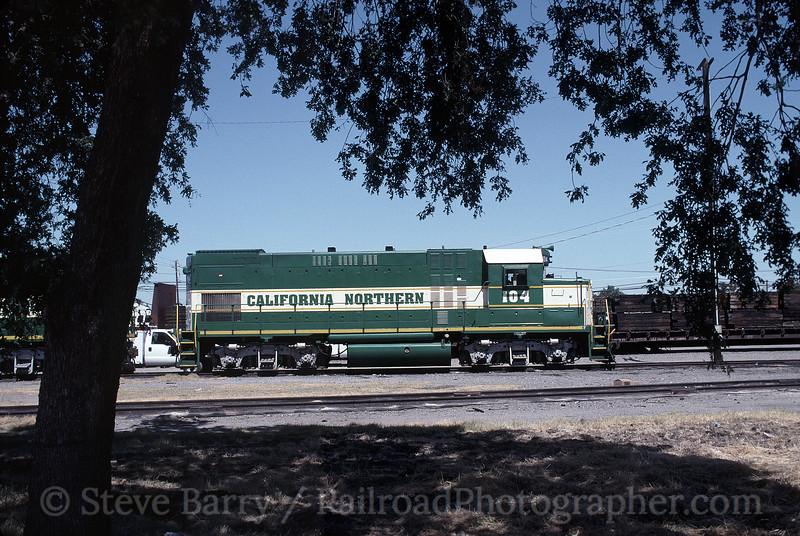 Photo 1647<br /> California Northern; Woodland, California<br /> June 25, 1999