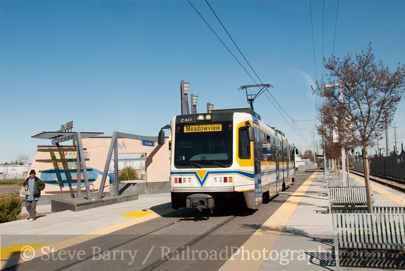 Photo 1818<br /> Regional Transit District; Sacramento, California<br /> March 14, 2010