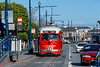 Muni; San Francisco CA; 3/2002