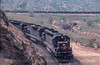 Photo 2968<br /> Southern Pacific; Tehachapi Loop, Walong, California<br /> May 1991