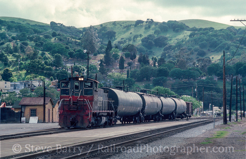 Photo 2967<br /> Southern Pacific; Martinez, California<br /> May 1991