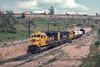 Photo 2990 Atchison, Topeka & Santa Fe; Tehachapi Loop, Walong, California May 1991