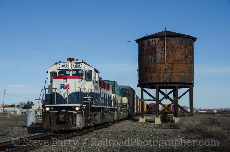 Photo 2615<br /> California Northern; Westley, California<br /> March 8, 2013