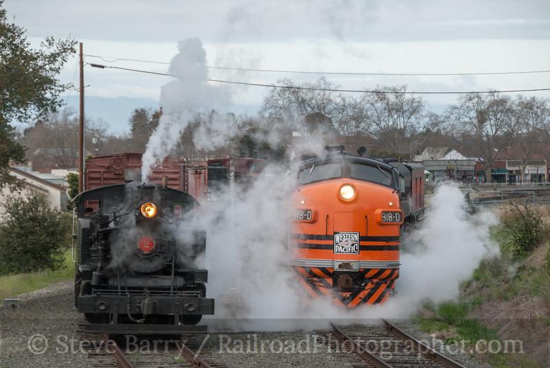 Photo 2339<br /> Niles Canyon Railway; Niles, California<br /> March 11, 2012