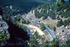Photo 4540<br /> Amtrak<br /> Pinecliffe, Colorado<br /> September 1994