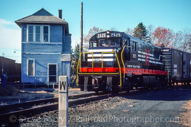 Valley; Old Saybrook CT; 11/1987