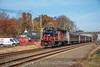 Photo 5369<br /> Hartford Line<br /> Wallingford, Connecticut<br /> November 12, 2018