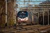 Photo 5364<br /> Amtrak<br /> Old Saybrook, Connecticut<br /> November 11, 2018
