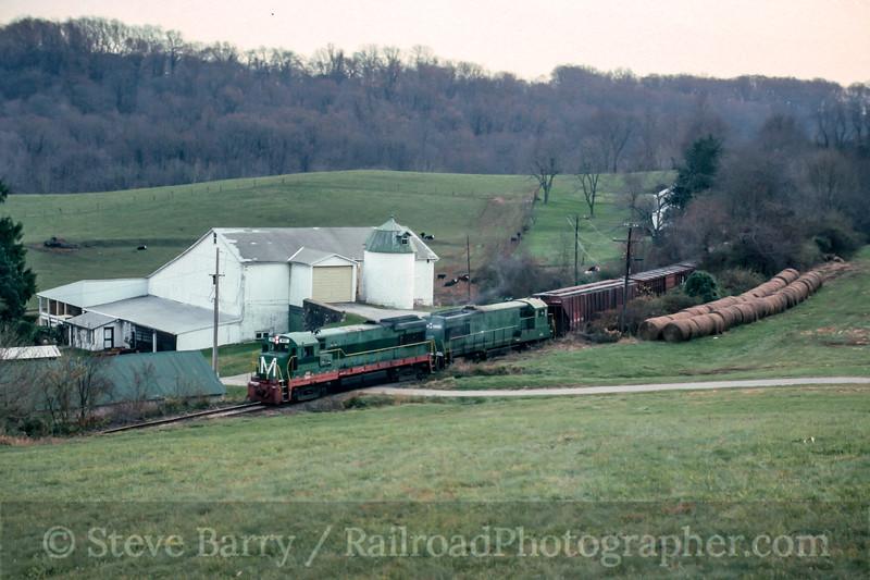 Photo 4635<br /> Octoraro<br /> Granogue, Delaware<br /> November 1993