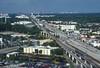Photo 4120<br /> Metrorail; Kendall, Florida<br /> November 1988