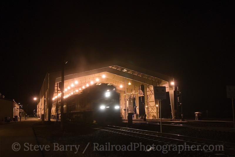 Photo 1340<br /> BNSF Railway; Hauser, Idaho<br /> September 20, 2008