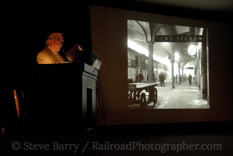 Photo 1171<br /> David Plowden; Center For Railroad Photography & Art, Lake Forest, Illinois<br /> May 12, 2008<br /> (Not For Sale)