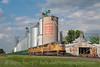 Photo 1859<br /> Union Pacific; Williamsville, Illinois<br /> April 28, 2010