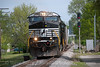 Photo 1856<br /> Norfolk Southern; Gibson City, Illinois<br /> April 27, 2010