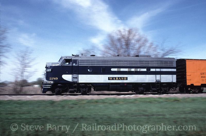 Photo 0742<br /> Monticello Railway Museum; Monticello, Illinois<br /> April 1999