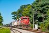 Indiana Rail Road; Leipsic IN; 8/11/08