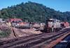 Photo 3043 Family Lines (Louisville & Nashville); Hazard, Kentucky September 1982
