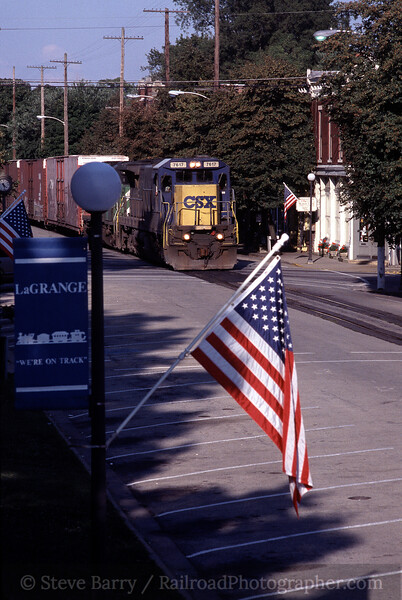 Photo 0210<br /> CSX Transportation; LaGrange, Kentucky<br /> August 14, 2005