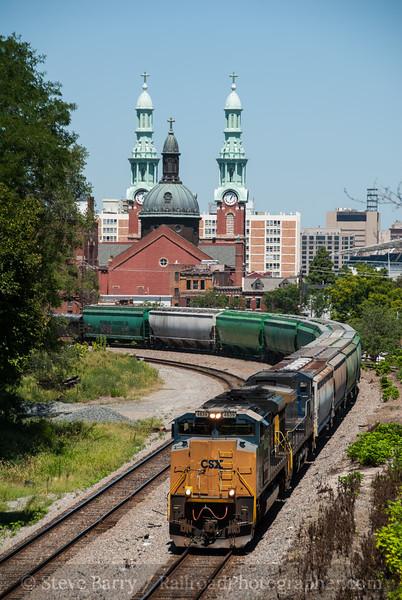 Photo 2523<br /> CSX Transportation; Covington, Kentucky<br /> August 16, 2010