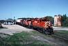 Photo 1060<br /> Canadian Pacific; Vanceboro, Maine<br /> June 1990