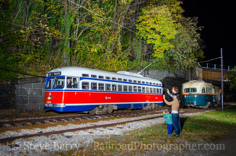 Photo 3991<br /> Baltimore Streetcar Museum; Baltimore, Maryland<br /> November 5, 2016
