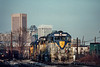 Photo 5149<br /> Delaware & Hudson (on CSX)<br /> Baltimore, Maryland<br /> February 1992