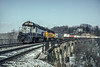 Photo 5142<br /> CSX Transportation<br /> Thomas Viaduct, Relay, Maryland<br /> February 1992