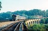 Photo 3674<br /> Maryland Area Rail Commuter; Thomas Viaduct, Relay, Maryland<br /> September 19, 1980