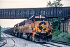 Photo 5464<br /> CSX Transportation<br /> North Branch, Maryland<br /> July 1991