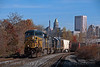 Photo 2268<br /> CSX Transportation; Bush Street, Baltimore, Maryland<br /> November 19, 2011