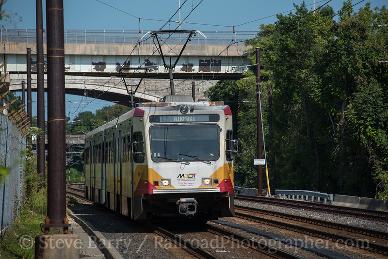 Photo 4281<br /> Maryland Transit Administration<br /> Baltimore, Maryland<br /> August 26, 2017