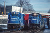 Photo 4138<br /> Conrail; Palmer, Massachusetts<br /> January 1996