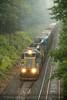 Photo 1594<br /> Pan Am Railway; Greenfield, Massachusetts<br /> September 12, 2009