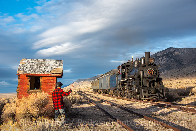 Nevada Northern; Ely NV; 2/15/20