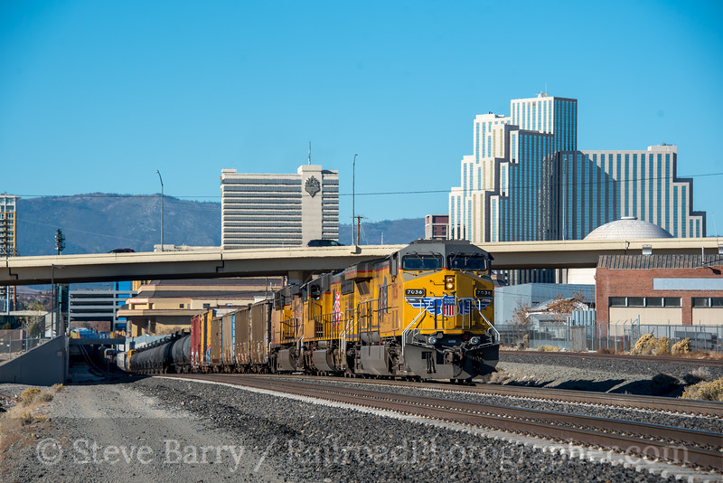 Union Pacific; Reno NV; 11/16/19