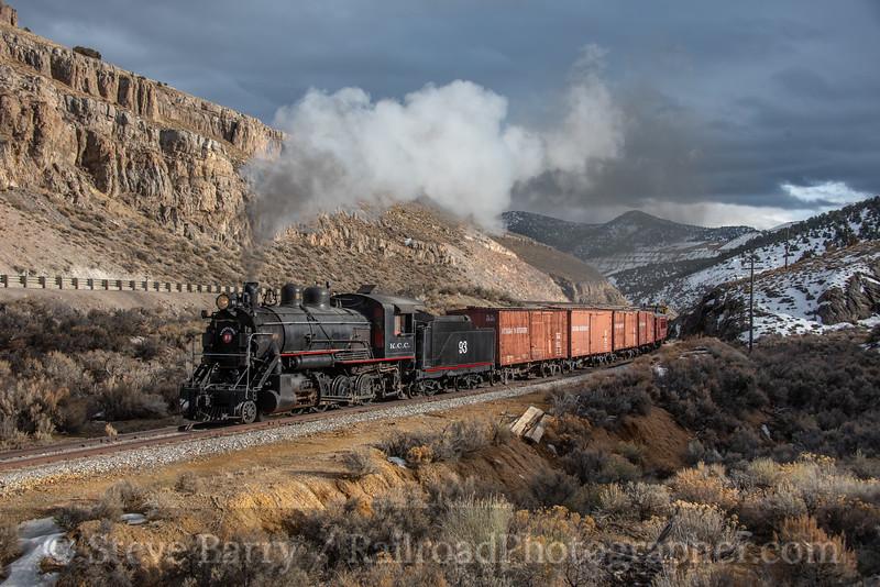Nevada Northern; Ely NV; 2/16/20