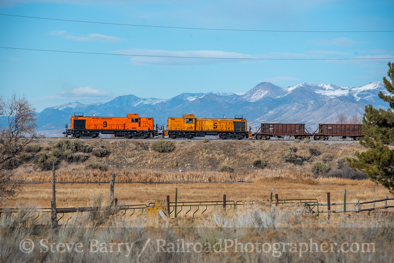 Nevada Northern; Ely NV; 2/14/20