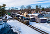 Norfolk Southern; Three Bridges NJ; 2/6/21