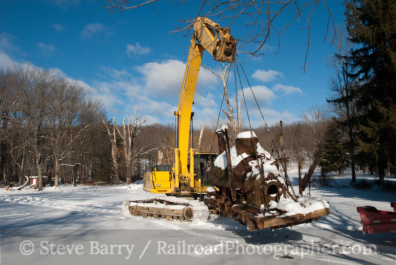 Photo 2004<br /> Carter Construction Company; Andover, New Jersey<br /> January 13, 2011