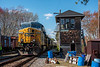 CSX (on CSAO); Tuckahoe NJ; 4/11/20