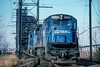 Photo 4633<br /> Conrail<br /> Delair, New Jersey<br /> November 30, 1993