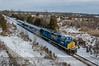 Photo 3299<br /> CSX Transportation; Hillsborough, New Jersey<br /> February 5, 2015