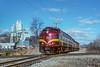 New York, Susquehanna & Western; Pompton Junction NJ; 11/1996