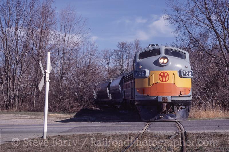 Photo 1669<br /> Southern Railroad of New Jersey; Mannington, New Jersey