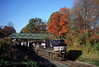Photo 0393<br /> Norfolk Southern; Bloomsbury, New Jersey<br /> October 2001