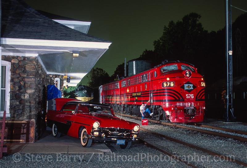 Photo 3632<br /> Whippany Railway Museum; Whippany, New Jersey<br /> June 21, 1997